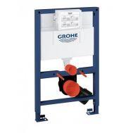 Купить Grohe Rapid SL 38526000 Инсталляционный комплект для подвесного унитаза (высота 0,82 м)