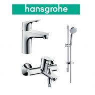Купить Hansgrohe Focus (31642773) Набор для ванны 3 в 1 хром
