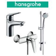 Купить Hansgrohe Novus 100 (710362773) Набор для душа 3 в 1 хром
