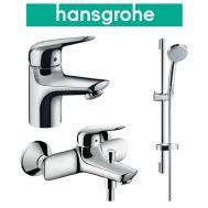 Купить Hansgrohe Novus 70 (710242773) Набор для ванны 3 в 1 хром