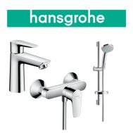 Купить Hansgrohe Talis E (71762773) Набор для душа 3 в 1 хром