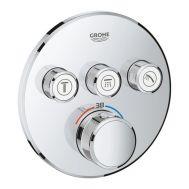 Купить Grohe SmartControl 29121000 смеситель для встраиваемого монтажа на 3 выхода