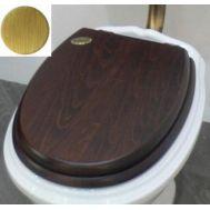 Купить Крышка для унитаза дерево бронза Simas Arcade (AR005BR)