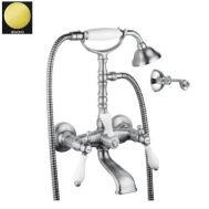 Купить Смеситель для ванны золото Giulini Parigi (7301O)