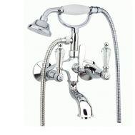 Купить Fiore Gioielli (08CR0600) Смеситель для ванны с ручным душем хром/Swarovski