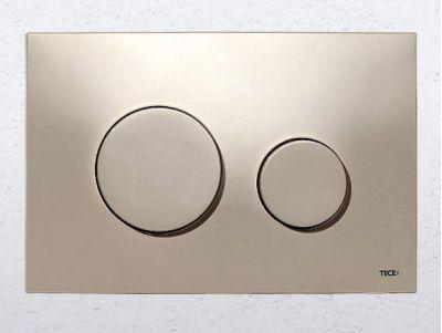 Купить Кнопка смыва Loop пергамон (9.240.601)