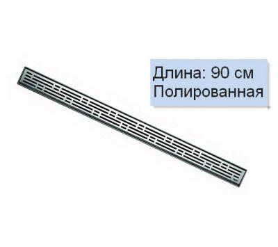 Купить Решетка 90 см Basic Tecedrainline (600910)