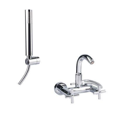 Купить Bianchi Amelix VSCAML111000CRM Смеситель для ванны хром
