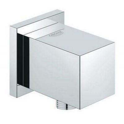 Купить Grohe Euphoria Cube 27704000 подключение для душевого шланга