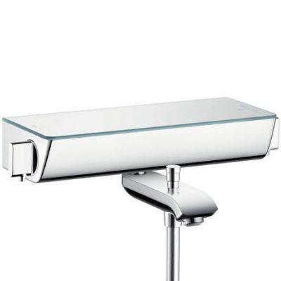 Купить Смеситель - термостат для ванны хром Hansgrohe Ecostat Select (13141000)
