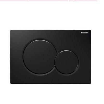 Купить Кнопка смыва Geberit Sigma01, черный (115.770.DW.5)