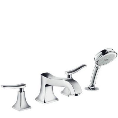 Купить Смеситель на край ванны Hansgrohe Metris Classic (31314000)