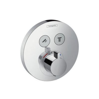 Купить Термостат хром ShowerSelect S Hansgrohe (15743000)