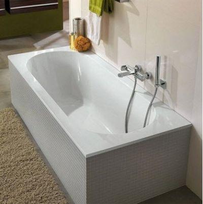 Купить Ванна кварилова 180х80 см Villeroy Boch Oberon (UBQ180OBE2V-01)