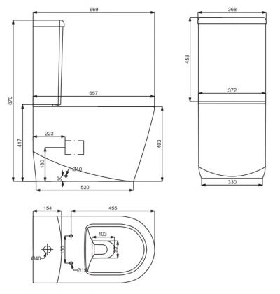 Купить Компакт Primera Grand Clean Pro (8390022)