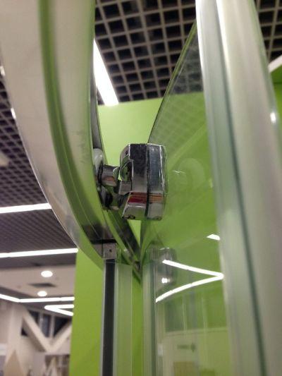 Купить Душевая кабина 100x100 стекло прозрачное Primera Frame (SHQC51106)