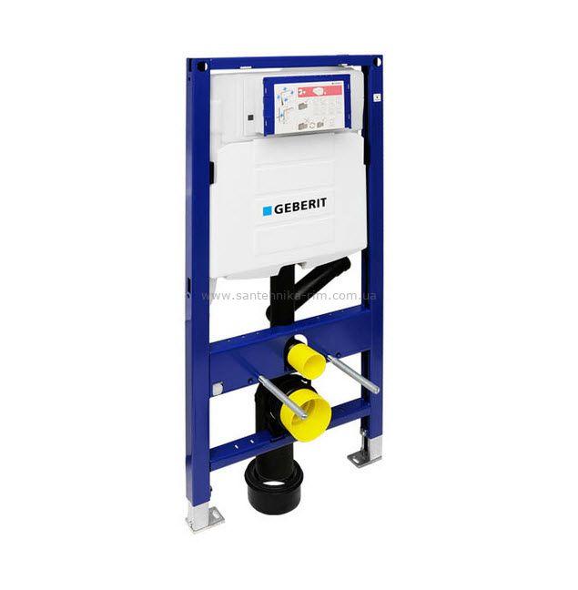 Купить Инсталляция c системой удаления запахов для подвесного унитаза Geberit Duofix UP320 (111.370.00.5)
