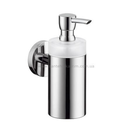 Купить Дозатор для жидкого мыла Hansgrohe Logis (40514000)