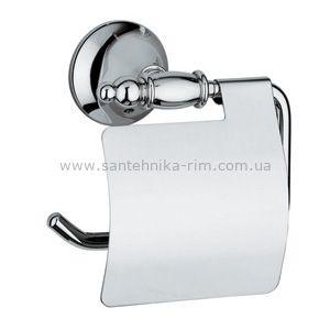 Купить Бумагодержатель с крышкой бронза Tempo (TM23692)