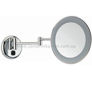 Купить Зеркало  с подсветкой 22 см золото Specchio (SP81152)