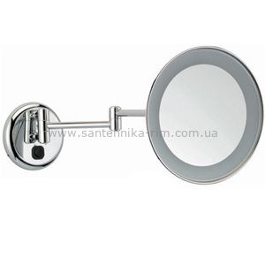 Купить Зеркало с подсветкой 22 см бронза Specchio (SP81192)