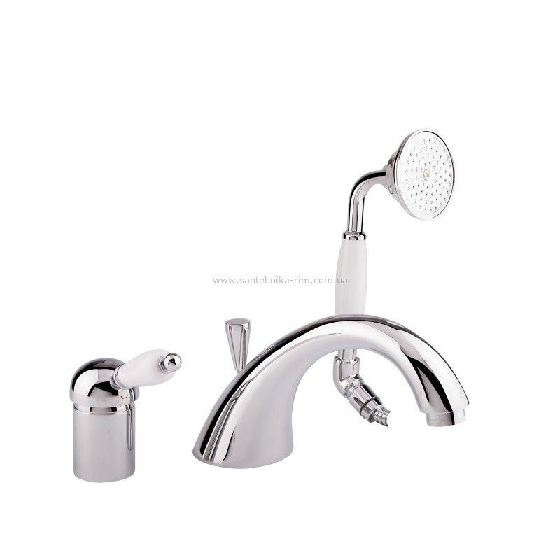 Купить Bianchi Elite VSCELT200900CRB Смеситель для ванны на борт хром