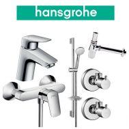Купить Hansgrohe Logis 70 (710716511) Набор для душа 5 в 1 хром