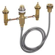 Купить Базовый набор для установки смесителя на 4 отверстия на край ванны Hansgrohe (13244180)