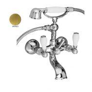 Купить Bossini Retro (Z002103022) Смеситель для ванны бронза