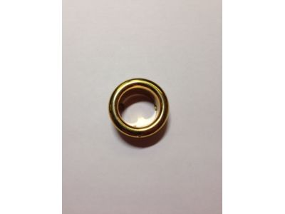 Купить Кольцо перелива для раковины золото Kerasan (811033) в santehnika-rim.com.ua