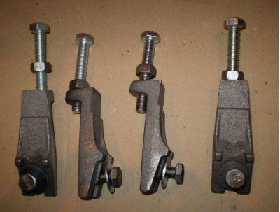Купить Ножки для чугунных ванн Roca (A150412330) в santehnika-rim.com.ua