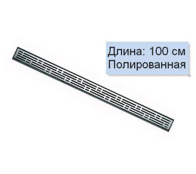 Купить Решетка 100 см Basic Tecedrainline (601010)