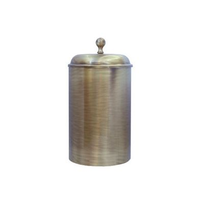 Купить Ведро для мусора бронза Regency (RE91692) в santehnika-rim.com.ua
