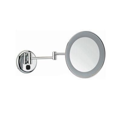 Купить Зеркало с подсветкой 22 см бронза Specchio (SP81192) в santehnika-rim.com.ua