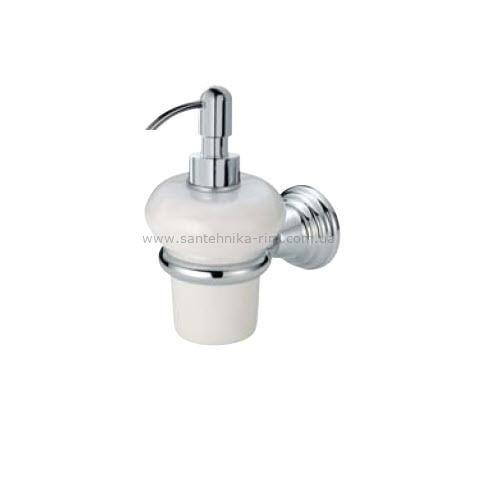 Купить Дозатор подвесной керамика/бронза Canova (CA12892) в santehnika-rim.com.ua