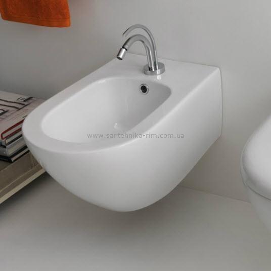 Купить Биде подвесное Kerasan Aquatech (3725) в santehnika-rim.com.ua