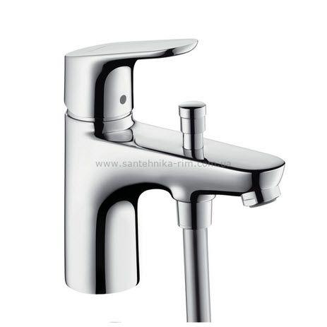Купить Cмеситель для ванны/душа Monotrou хром Hansgrohe Focus (31930000) в santehnika-rim.com.ua