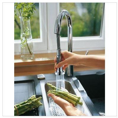 Купить Cмеситель для кухни Hansgrohe Talis S2 Variarc (14877000) в santehnika-rim.com.ua